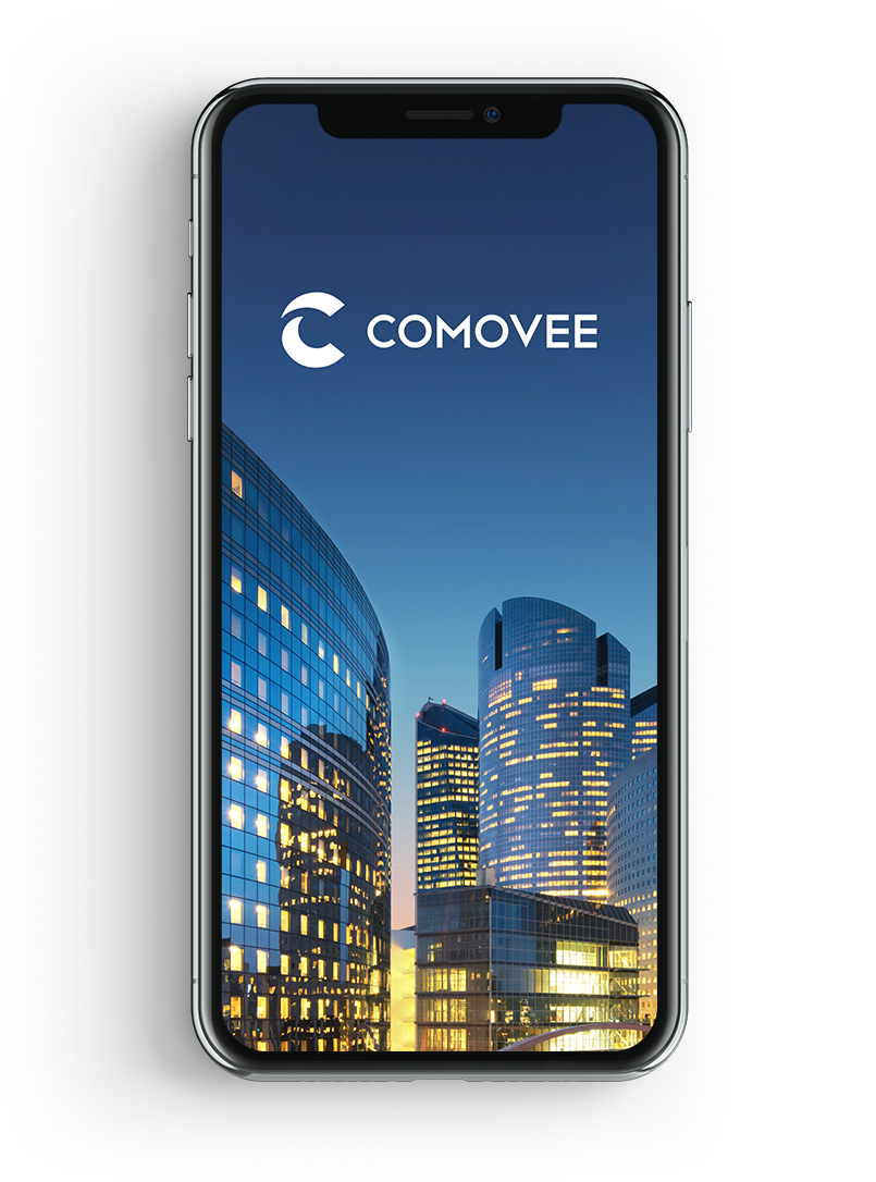 Comovee Carpool Software 020